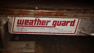 Weather Guard Bed Rat Model 3400 Sliding Truck Bed