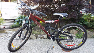 Infinity Invader Mountain Bike for sale