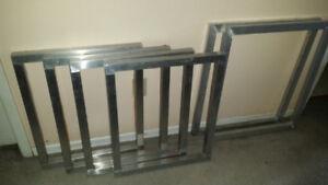 Screen Printing Aluminum Frames - WE BUY & SELL