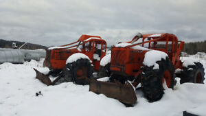 timberjack skidders 230 and 240 A