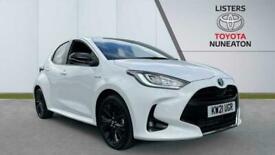 image for 2021 Toyota YARIS HATCHBACK 1.5 Hybrid Dynamic 5dr CVT Auto Hatchback Petrol/Ele