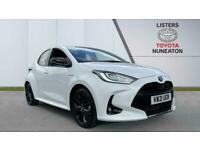 2021 Toyota YARIS HATCHBACK 1.5 Hybrid Dynamic 5dr CVT Auto Hatchback Petrol/Ele