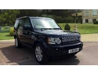 2011 Land Rover Discovery 3.0 SDV6 HSE 5dr Automatic Diesel 4x4