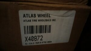 "Toyota/Lexus/Suzuki/Brand New set of 16"" Steel Rims"