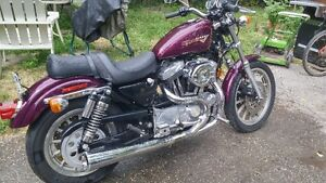 Sportster 1200S , Low kms
