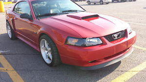 2001 Ford Mustang GT Coupé (2 portes)