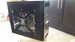 HP Compaq dc7100 (3.2GHz) in a customized case