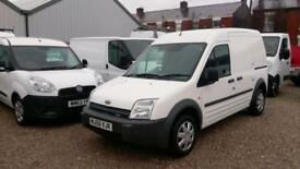 2006 56 FORD TRANSIT CONNECT 1.8 T230 LWB 1D 89 BHP 6 SERVICE STAMP IN BOOK ///