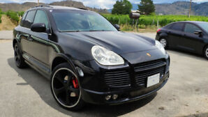 2003 Porsche Cayenne Turbo TechArt