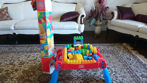Lot of Duplo/Mega Blocks