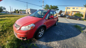 For Sale - 2008 Suzuki SX4 with ALL WHEEL DRIVE (AWD)