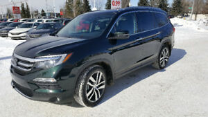 2016 Honda Pilot Touring. Mint condition, low km, low price