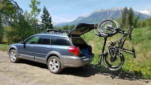 Vehicle mount vertical bike rack,multi-discipline,starts at $700 Revelstoke British Columbia image 4