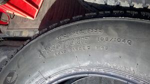 Firestone Transforce all terrain truck tire
