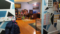 licensed home daycare (Westmount Rd/ Queens Blvd)