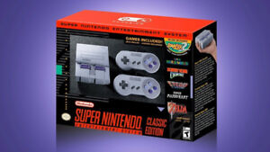SNES Classic Edition (sealed)