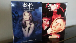 Buffy the Vampire Slayer - Seasons 1 & 2 dvd
