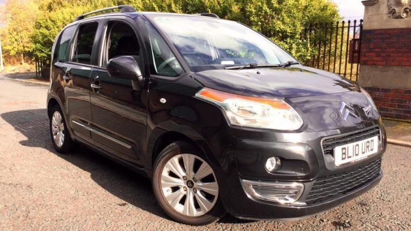 2010 Citroen C3 Picasso 1.6 HDi 8V Exclusive 5dr Manual Diesel Estate