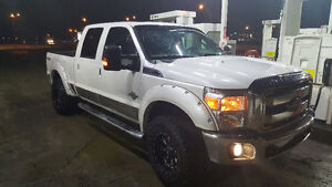 2011 Ford F-350 Chrome Pickup Truck