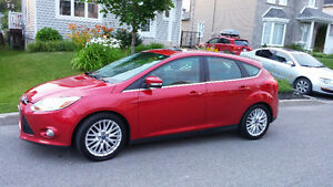 2012 Ford Focus SEL seulement 46800km