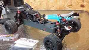 Arrma Raider RC buggy.