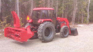 85 hp turbo case 1494  4x4 tractor completely rebuilt