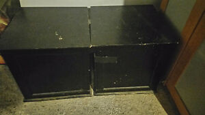Two Ikea coffee tables/end tables/storage bins Peterborough Peterborough Area image 1