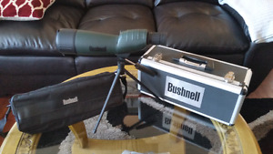 Bushnell XLT Trophy Spotting Scope