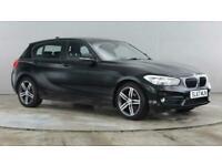 2017 BMW 1 Series 118i [1.5] Sport 5dr [Nav] - DAB/CD/USB - BLUETOOTH AUDIO - SU