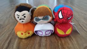 Disney Store Tsum Tsum (Marvel 'Ultimate Spider-Man' set)