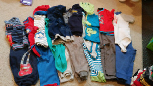Boys 18-24 month outfits