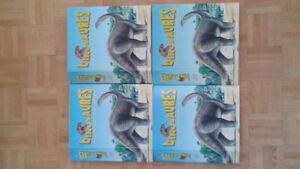 Serie dinosaures
