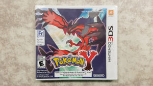 Pokemon Y 3DS Game - NEW