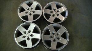 17x7.5 Aluminum Jeep wheels