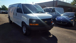 2016 Chevrolet Express 20K Like New 4.8L 2500 3/4Ton