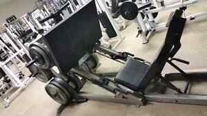 Commerial gym equipment