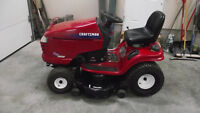 Very nice Craftsman DYT4000 18.5 OHV hp tractor