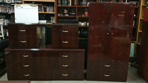 4 Piece Dresser Set (Made In Italy)