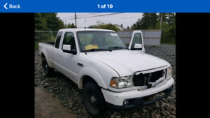 2007 FORD RANGER EASY FIX 1850$@902-293-6969