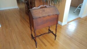 Antique Sewing Cabinet