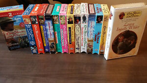 15 VHS- Little House on the Prairie- Like New