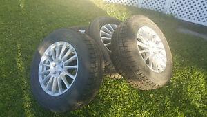 4 pneus d'hiver Toyo montés sur jante (mags) pour Subaru Outback Saguenay Saguenay-Lac-Saint-Jean image 3