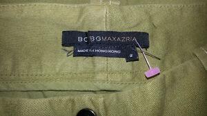 BCBG Max Azria Military Inspired Skinny Ankle Pants - 2 - NEW Gatineau Ottawa / Gatineau Area image 6