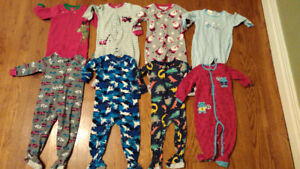 Box of Boys 2 year old Winter Clothes
