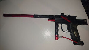 Ego Paintball Marker and accessories