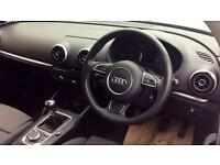 2014 Audi A3 2.0 TDI Sport 3dr with Comfort Manual Diesel Hatchback