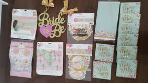Bridal Shower Decor:Mint to Be- Miss to Mrs