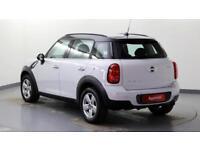 2014 MINI Countryman 1.6 Cooper Petrol white Automatic