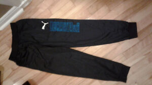 Brand new boys Sz 12 Puma pants