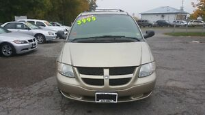 DODGE GRAND CARAVAN *** FULLY LOADED *** CERT $3995 Peterborough Peterborough Area image 2